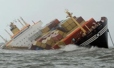 Аварии на море