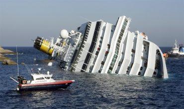Крушения кораблей