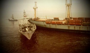 Топ 10 видео столкновений кораблей и судов