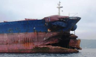 Катастрофы в море