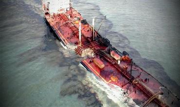 Катастрофы суден в океане