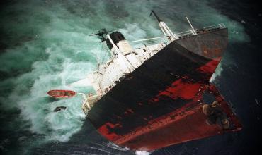 Аварии и кораблекрушения в море