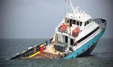 Трагические аварии и катастрофы в море