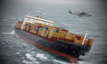 Катастрофы на море — видео подборка