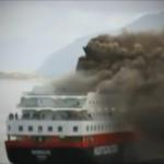 Пожар на круизном лайнере
