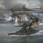 Морские сражения первой мировой