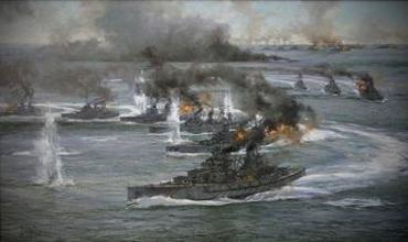 Морские сражения Первой мировой войны