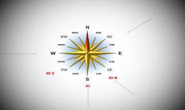 Определение направления ветра