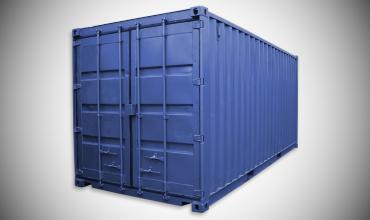 ISO Containers — контейнеры для перевозки грузов