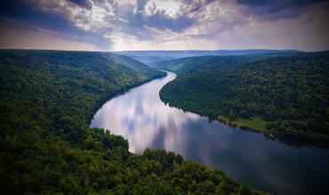 Общее понятие о реках