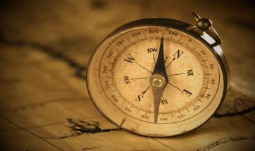 Определение своего местоположения судна по счислению