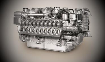Двигатели внутреннего сгорания на судах