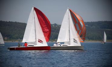 Управление яхтой под парусами