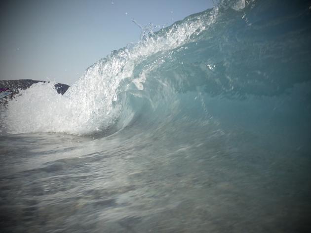 Самые большие волны