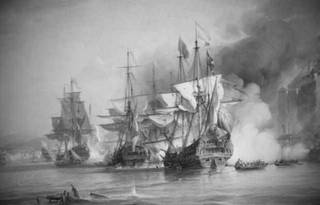 Флот Англии