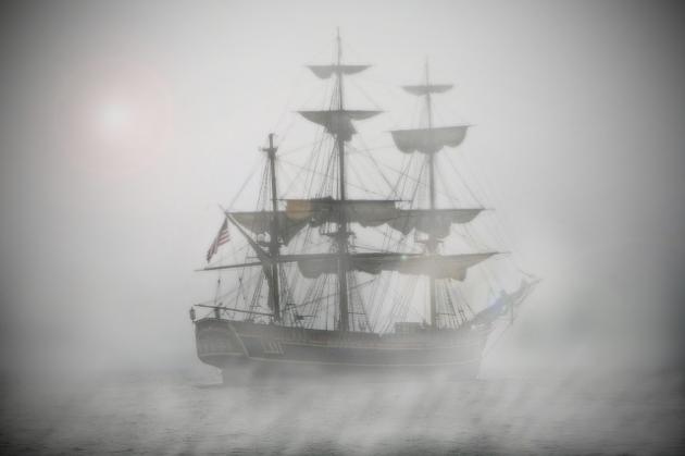 Корабль-призрак