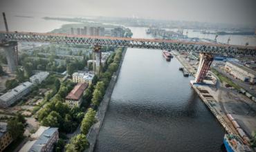 Морской канал Санкт — Петербург