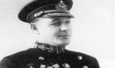 Николай Кузнецов – великий флотоводец Советского Союза