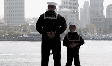Наш папа — моряк