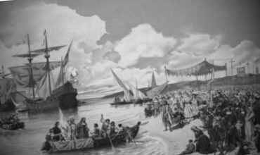 Путешествия мореплавателей и древние океаны