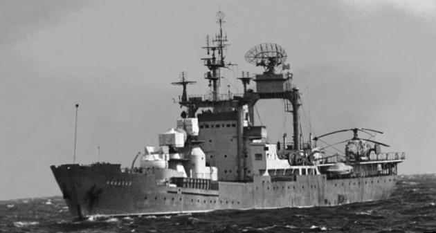 Морской космический флот