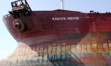 Knock Nevis – правнук Титаника