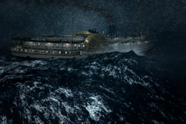 Исчезновение Портленд
