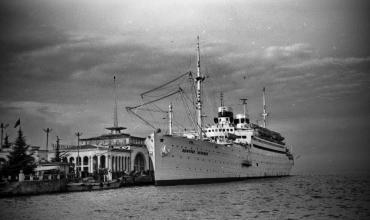 Великое крушение знаменитого парохода