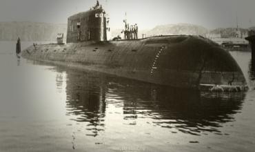 Подводная лодка Комсомолец — последнее погружение