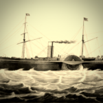Пароход Атлантик