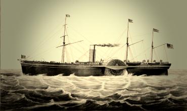 Пароход Атлантик — незавидная судьба