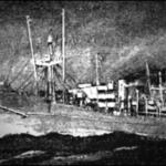 Пароход Форт Стайкин