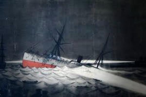 Пароход Утопия - трагическая ошибка капитана