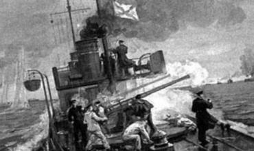 Сражение за Моонзунд — действия немецкого флота в Первую мировую войну