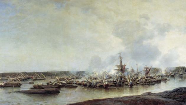 Гангутский бой