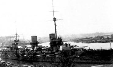 Императрица Мария – боевой линкор Черноморского флота