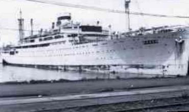 Героическое спасение советского парохода Ильич
