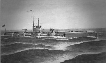 Подводная лодка Пантера – покоряющая глубины