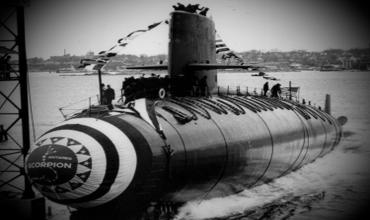 Гибель подводной лодки «Скорпион»