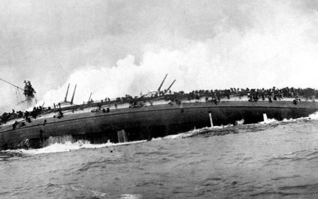 Ютландский морской бой