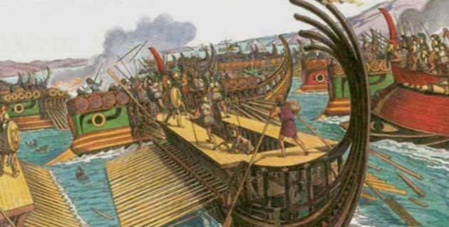 Саламинская битва