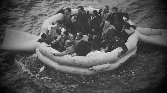 Спасенные люди