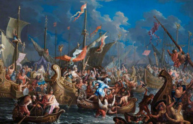 Битва при Акциуме