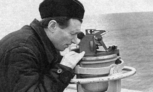 Виктор Конецкий