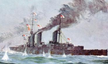 Ютландский морской бой – величайшее сражение Первой мировой войны