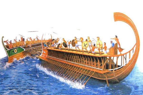 Битва за Самос – укрепление морского могущества Афин при Перикле