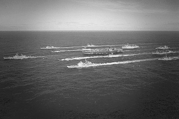 Истинные намерения - операция ВМС США в Персидском заливе