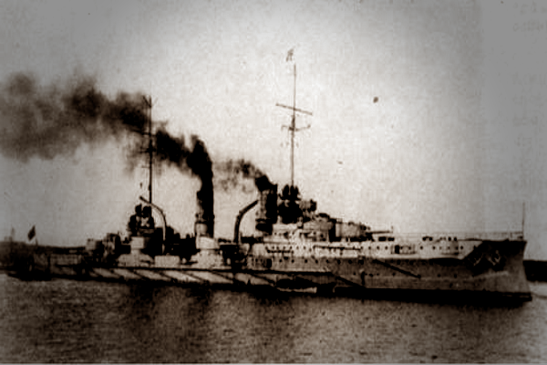 План Тирпица и его значение для развития немецкого флота