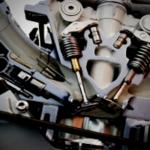 Процесс сжатия в двигателе
