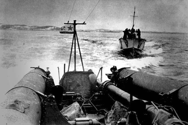 Морские конвои в Северном Ледовитом океане